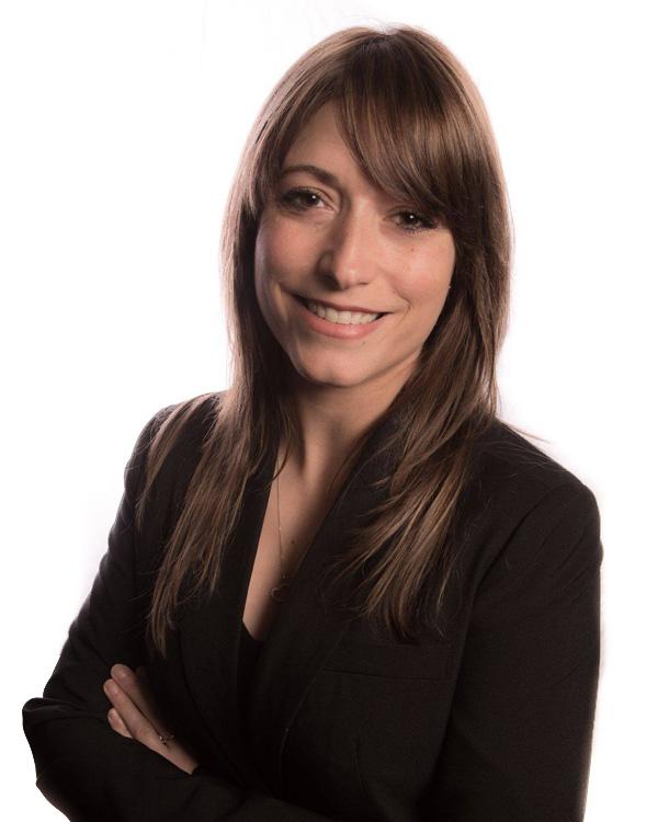 Mélissa Dorval, courtier immobilier résidentiel