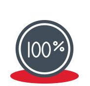 Rejoindre 100% des acheteurs